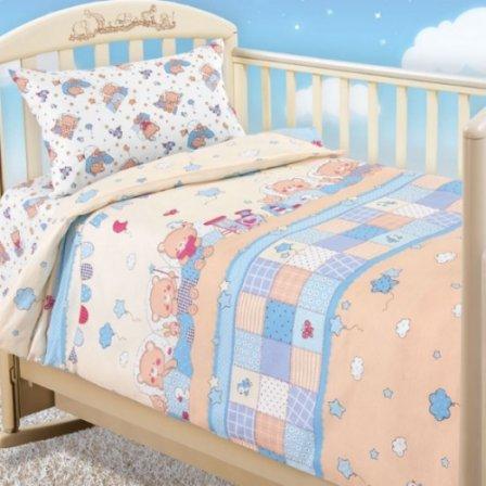 Постельные наборы для новорожденных