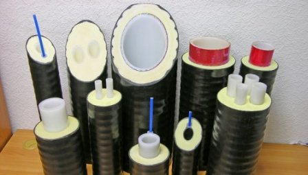 Изопрофлекс: трубы, которые не замерзают