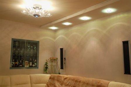 Как правильно выбрать точечные светильники?