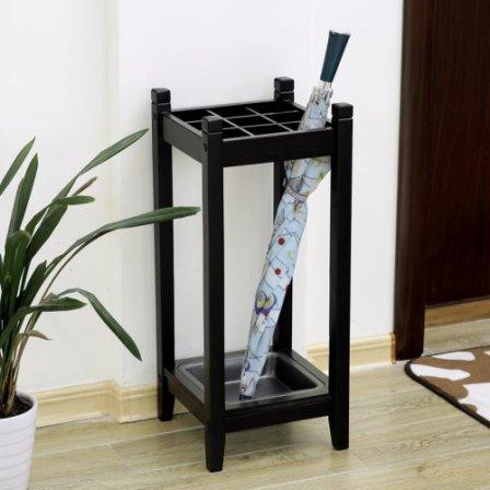 Подставка для зонтов: практичный и стильный аксессуар для прихожей
