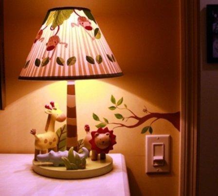 Нормы освещения для детской комнаты