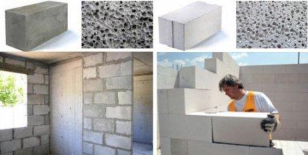 Легкие бетоны и их преимущества
