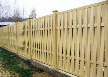Какой забор стоит предпочесть для дачи