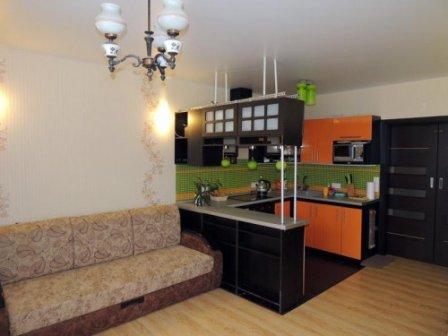 Законные способы переноса кухни в жилую комнату