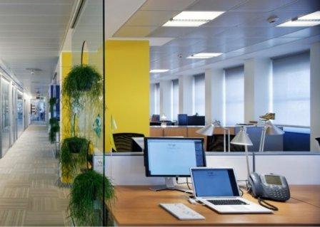 Влияние отделки офиса на имидж фирмы
