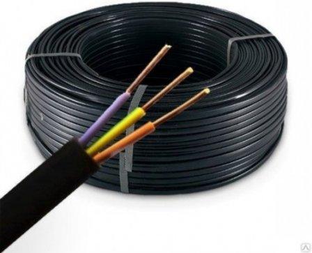 Силовой кабель: структура и характеристики
