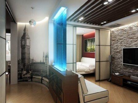 Интересные планировки однокомнатных квартир