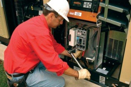 Техническое обслуживание дизельных генераторов