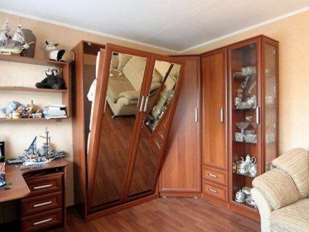 Мебель для квартиры и оригинальные интерьеры