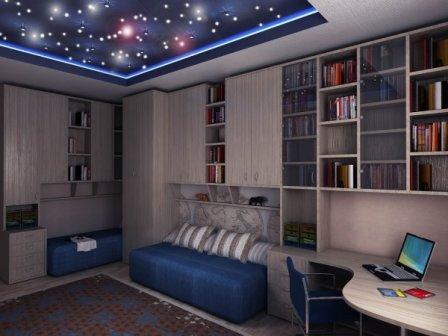 Дизайн комнаты для подростка + фото