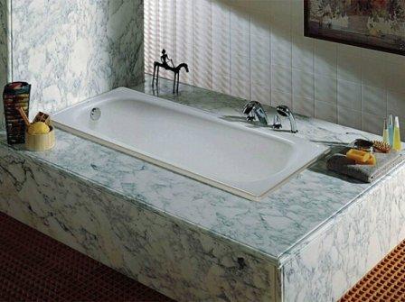 Выбор чугунной ванны