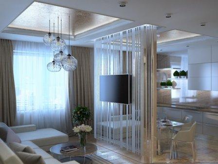 Мебель для гостиной, как элемент комфорта