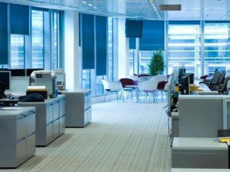 Стильный, удобный и функциональный офис