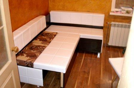 Диваны для кухни со спальным местом