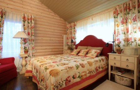 Красивые варианты оформления спальни - реальные фото