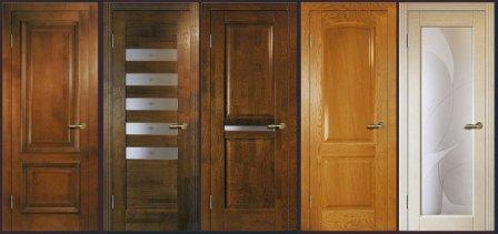 Как выбрать хорошую дверь из массива?