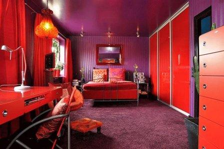 Цвет в интерьере квартиры