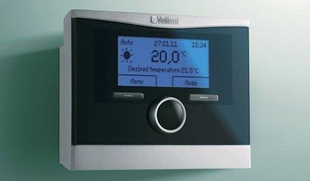 Экономия энергоресурсов с помощью комнатного термостата