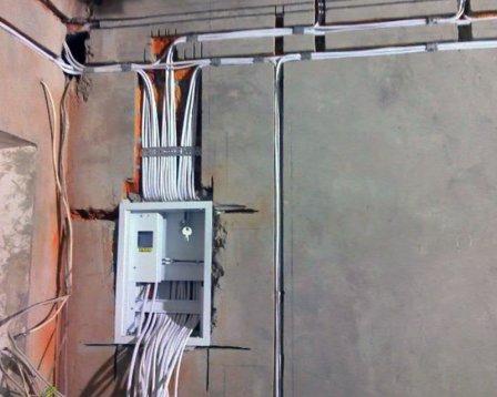Старая электропроводка в квартире