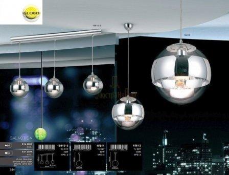 Люстры Globo – один из лидеров на рынке осветительной продукции