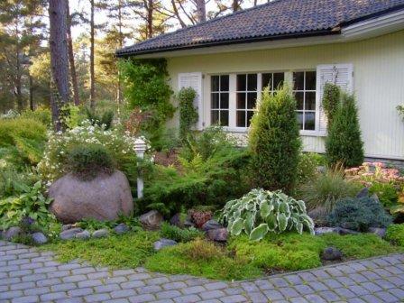 Искусство создания сада