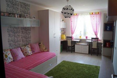 Оформление интерьера в комнате вашего ребенка