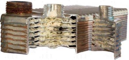 Последствия образования накипи в котлах и необходимость их очистки