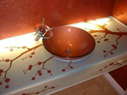 Разнообразие раковин для ванной комнаты