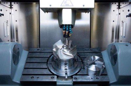 Фрезерная обработка металлов