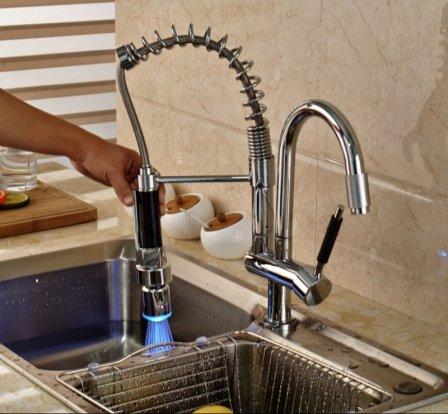 Как выбрать качественный кухонный смеситель?