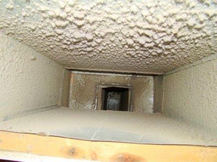 Очистка вентиляции в доме