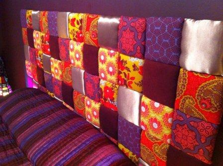 Лоскутное шитье в современном дизайне