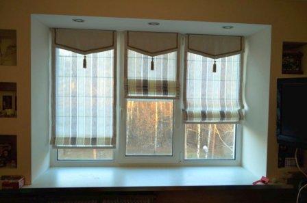 Солнцезащитные шторы - надежная преграда солнцу