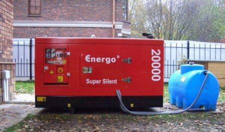 Дизельная электростанция - основные характеристики