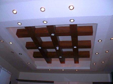 Обилие точечных светильников в салонах splendid-ray.ua