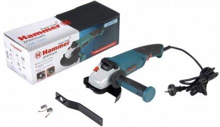 Болгарка Hammer USM 1050C Premium - подробный обзор