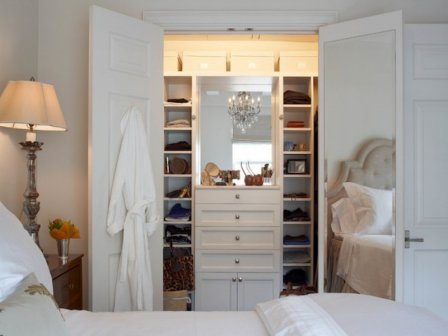 Секреты нестандартной спальни