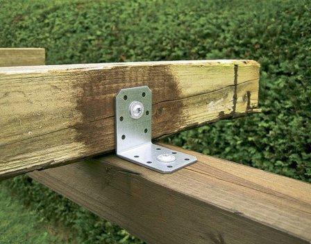 Как сделать поленницу для дров своими руками