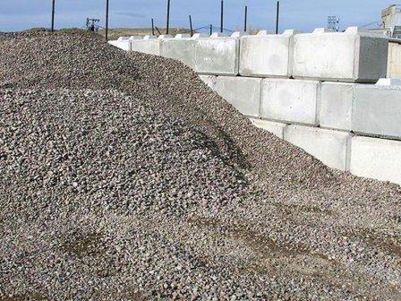 Щебеночно-песчаная смесь: свойства и сфера применения