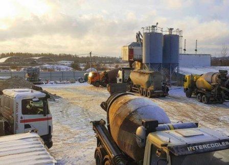 Петербургский бетонный завод. Особенности производства и подачи бетона