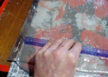 """Делаем плитку """"под дикий камень"""" своими руками - подробная инструкция по изготовлению"""