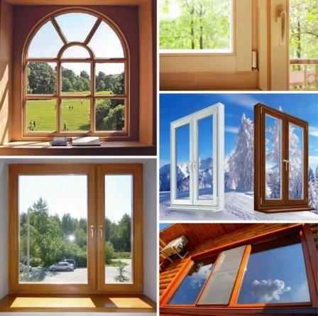 Металлопластиковые и деревянные окна: чему отдать предпочтение?
