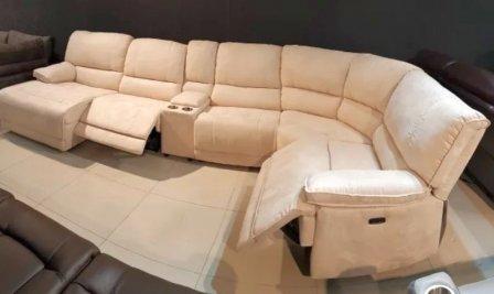 Угловой диван, как элемент интерьера