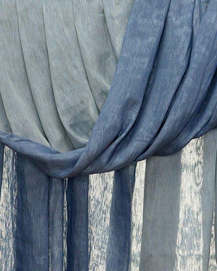 Модные тенденции в выборе материала для штор