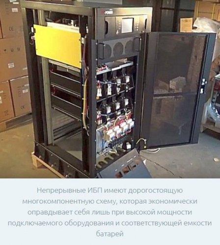 Источник бесперебойного питания (ИБП) для газового котла отопления