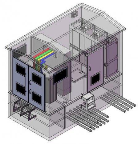 БКТП: особенности строения и преимущества монтажа на объекте