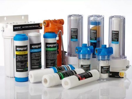 Зачем нужны фильтры для очистки воды?