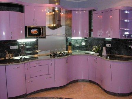 Изготовление кухни на заказ: главные преимущества