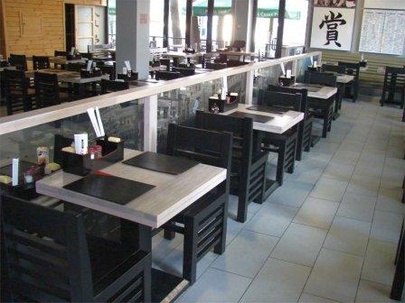 Мебель для ресторанов, баров и кафе: ее роль в общей концепции