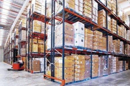 Планировка складских помещений